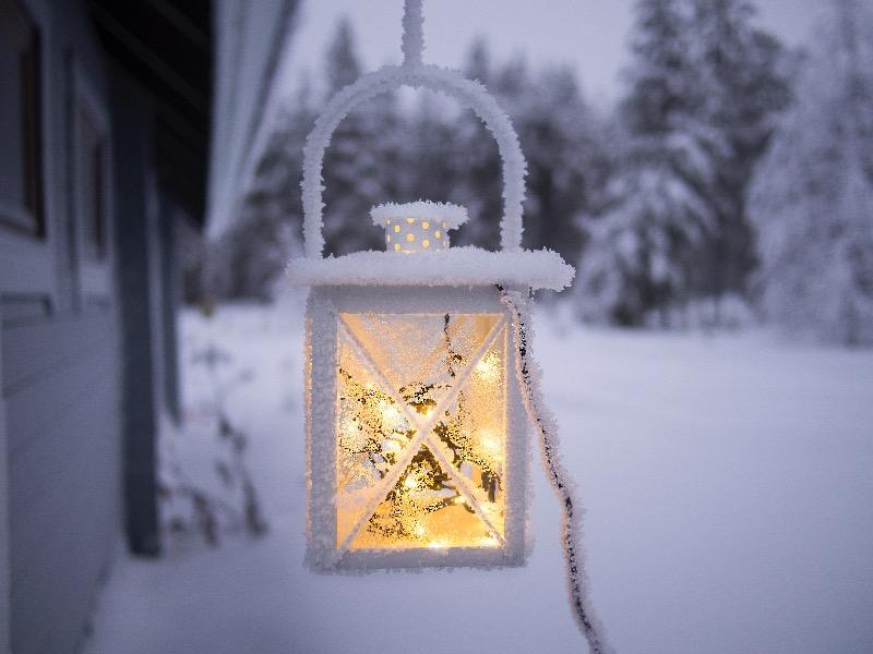 Asunnon myynti talvella